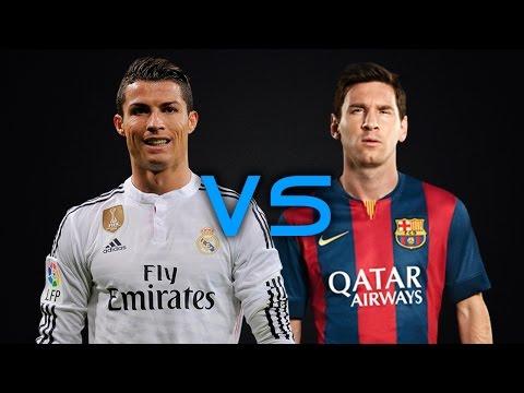Cristiano Ronaldo Vs Lionel Messi - March 2015 (hd) video