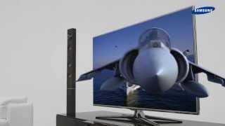 Telewizor Samsung 3D - demo
