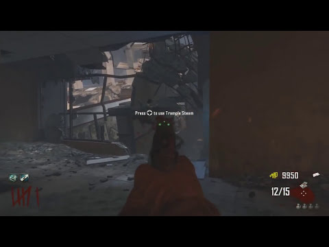 Black Ops 2 Zombies: The B34R Challenge! Die Rise (Part 1)