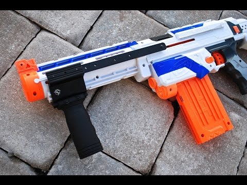 [REVIEW] Worker Retaliator Pump Grip Unboxing. Review. & Opinion