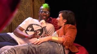Green Velvet - Interview at Tomorrowland 2012