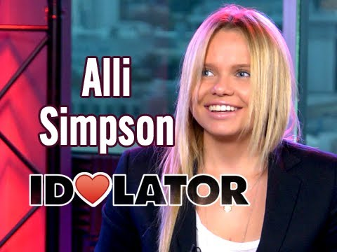 7 Questions With Alli Simpson