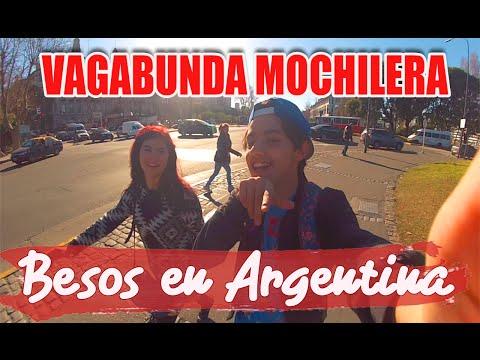 Besos en Buenos Aires I Vagabunda mochilera 03