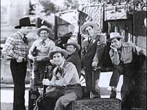 Sons Of The Pioneers - Old Cowhand