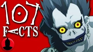 107 Death Note Facts YOU Should Know - (ToonedUp #122) @ChannelFred