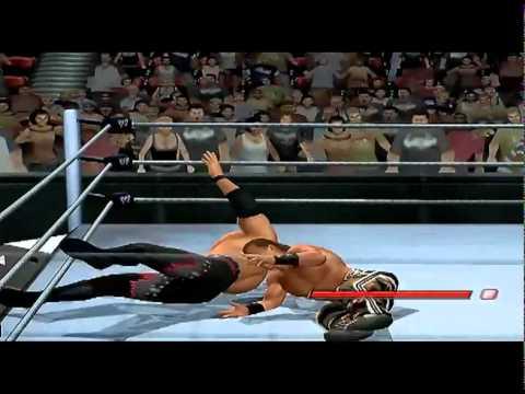 PCSX2 0.9.8 WWE SVR 2011