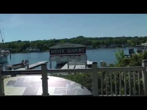Mystic Seaport Museum with Canadian Yachting magazine