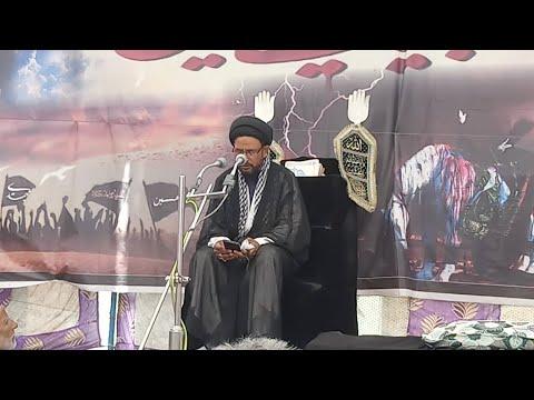 "Molana ""Mehdi Bijnori"" 1st Majalis 3rd Day Salana Majlis 2019 Chhajupura Sadat Bijnor UP"