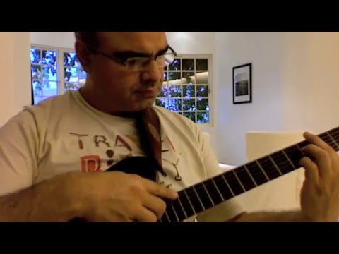 Somewhere Over The Rainbow SOLO JAZZ GUITAR