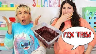 FIX THIS BUCKET OF OLD SLIME CHALLENGE! Slimeatory #608