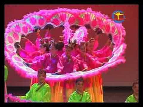 Korean Fan - Dance Ensemble Carnival, Kazachstan