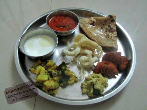 Puran Poli ani Katachi Amti (Whole Naivedhyam Platter) - Maharashtrian Recipe Music Videos