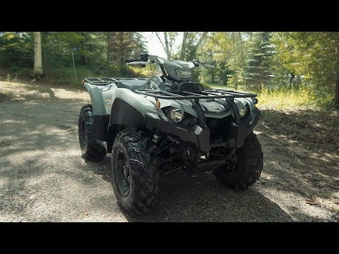 Full REVIEW: 2018 Yamaha Kodiak 450