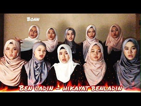Hikayat Ben Ladin (Mashed up - Jangan Bersedih Brader) Acapella Version By Bahiyya Haneesa