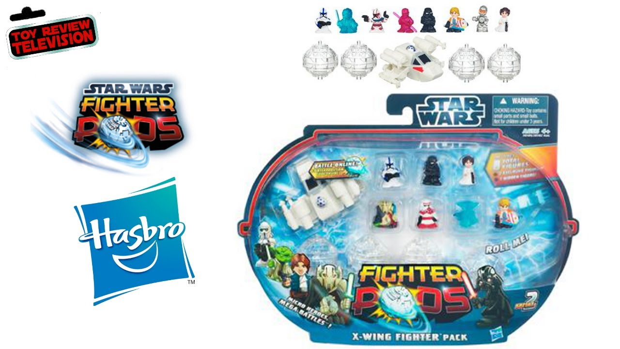 Hasbro Star Wars Fighter Pods