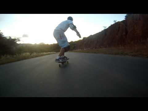 Skate Downhill ES - Rubim Downhill - Fernando Downhill Slide - Secreto Sessions