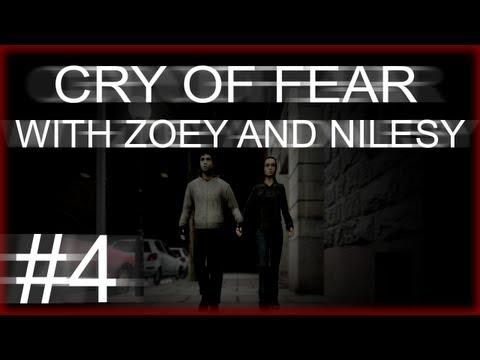 Cry of Fear with Zoey and Nilesy: It's a Sports Place!