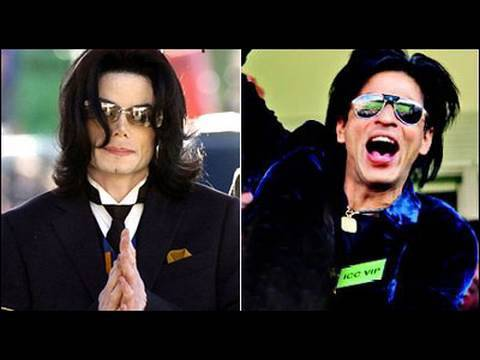 Shah Rukh Khan's tribute to Michael Jackson Music Videos