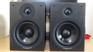 Cambridge Audio SX50 review and sound test
