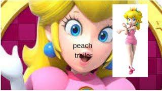 Princess peach trailer