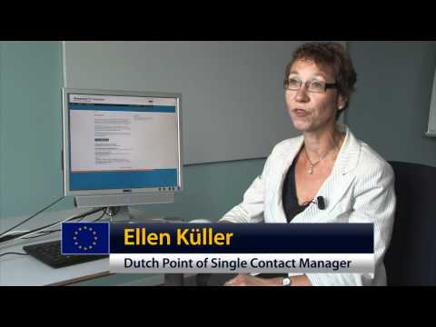 Points of Single Contact (Services Directive)