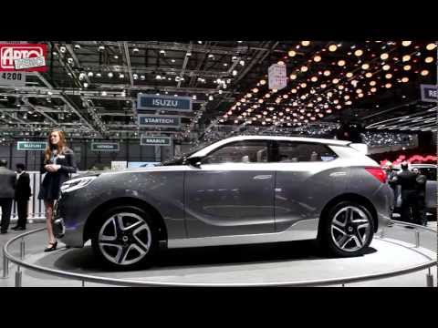 женевский автосалон 2013 японский концепт кар фото