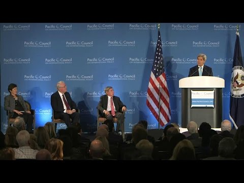 Remarks on Trade and Security at the Pacific Council on International Policy