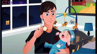 Bài 9. Học Tiếng Anh Cùng Monkey Junior  | CHO BÉ YÊU