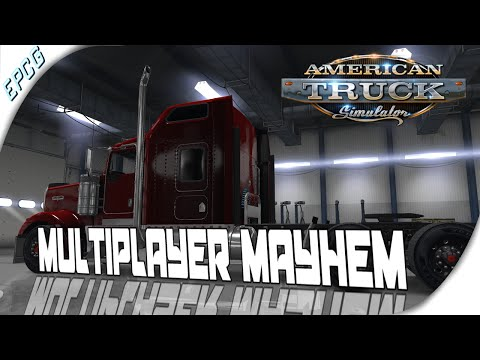 American Truck Simulator - Multiplayer Mayhem