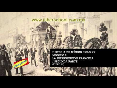 Historia De Mexico Siglo Xx Video 12 video