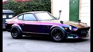 Trash to Neck Breaker in 6 Mins I 240z