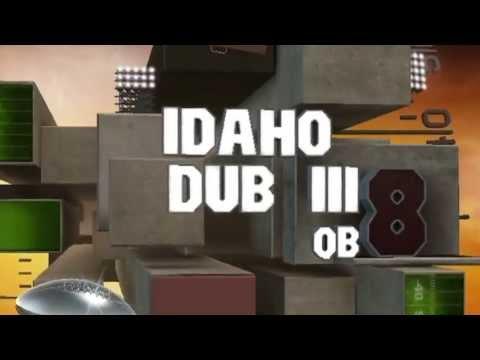 NCAA Football 2014 - The Idaho Dub Family Tree and ID3's Legend begins...