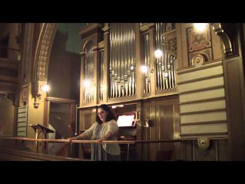 שלום עליכם (עם ליווי עוגב) / Shalom Alekhem (Organ accompaniment)