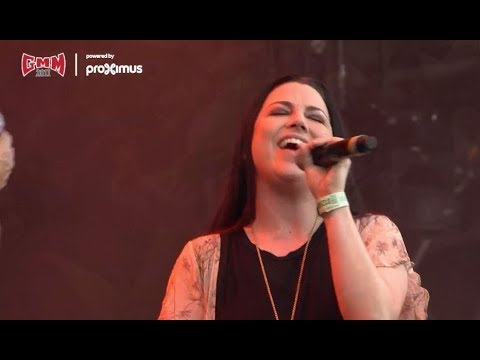 UGLY KID JOE ft. AMY LEE - 'Cats in the Cradle' - HD
