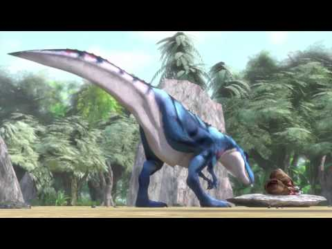AdeS e Kibon apresentam: Max Dinoterra - Episódio 2