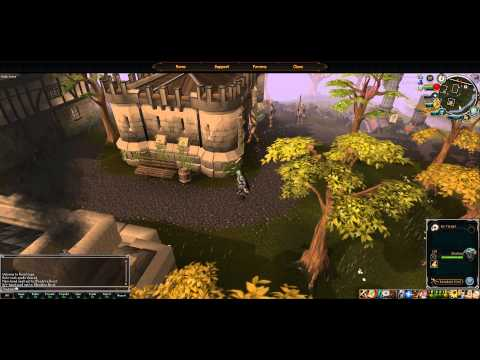 Runescape 400k Defence or Magic xp Per Hour