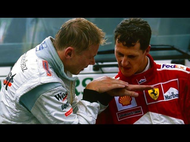 Formula 1 - The Rivals