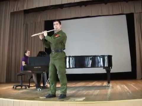Бах Иоганн Себастьян - Соната No1 партия флейты