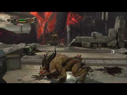 GOD of WAR 3 Demo [Really HD] New Gameplay E3 2009