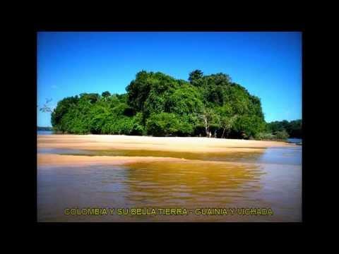 COLOMBIA   VICHADA Y GUAINIA   VIDA EN SU MAXIMA EXPRESION