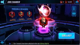 Marvel Strike Force - Red Star Orbs FINALLY...sigh