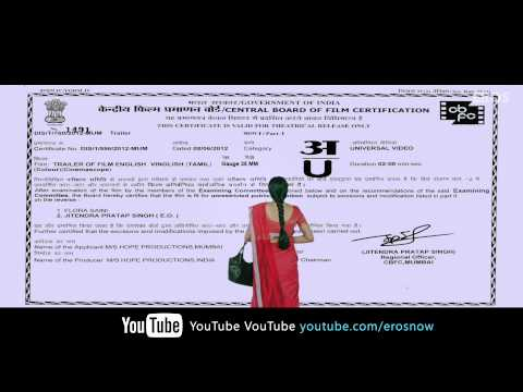 English Vinglish First Look Trailer (Tamil)