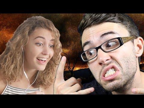 Reacting to Women Reacting to METAL!