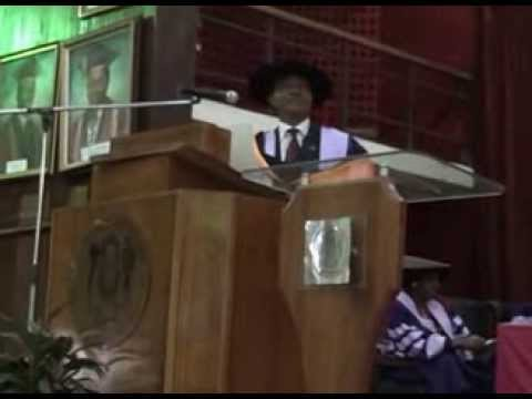 135th Inaugural Lecture of the University of Benin