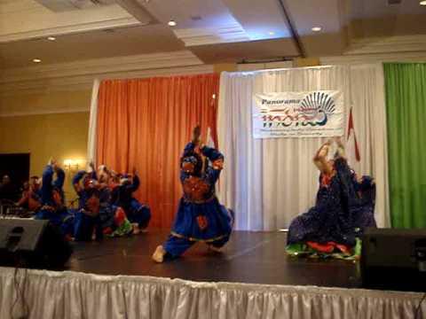 Dholi Taro Dhol Baje BY Mudra Dance Acadamy  in TORONTO