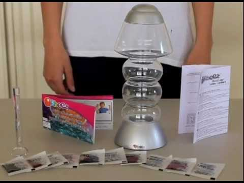 Orbeez Mood Lamp Instructional Video