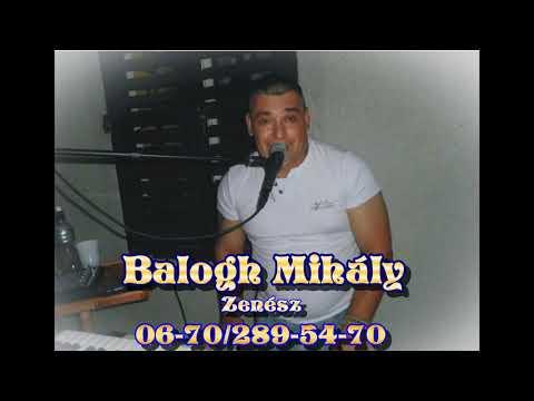Balogh Mihály- A legtöbb ember ott hibázza el...(Élő felvétel)