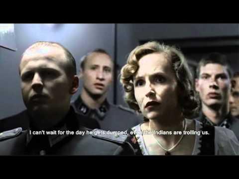 Hitler Hates Brad Haddin
