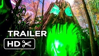 HAUNTERS The Movie Official Trailer #1 (2014) - Haunted House Documentary HD
