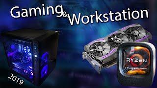 Price & Performance - 2019 PC Build (Gaming + Workstation) 💻